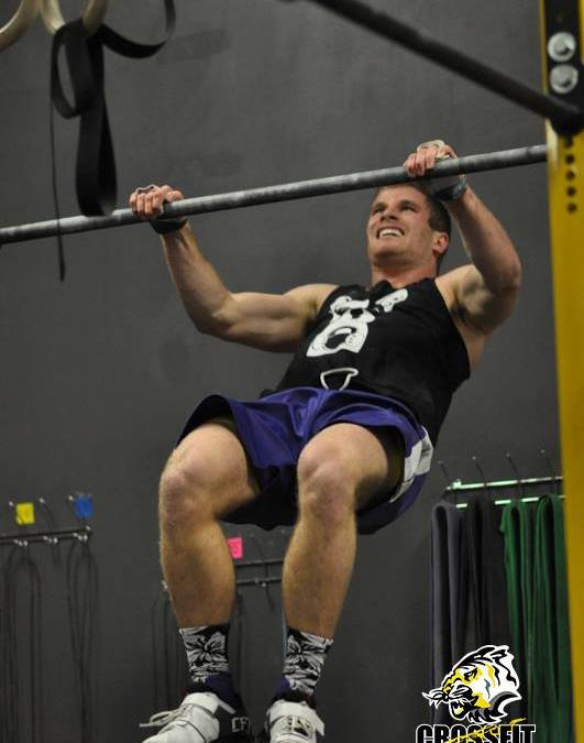 WOD 072015 – How to improve your pull-ups
