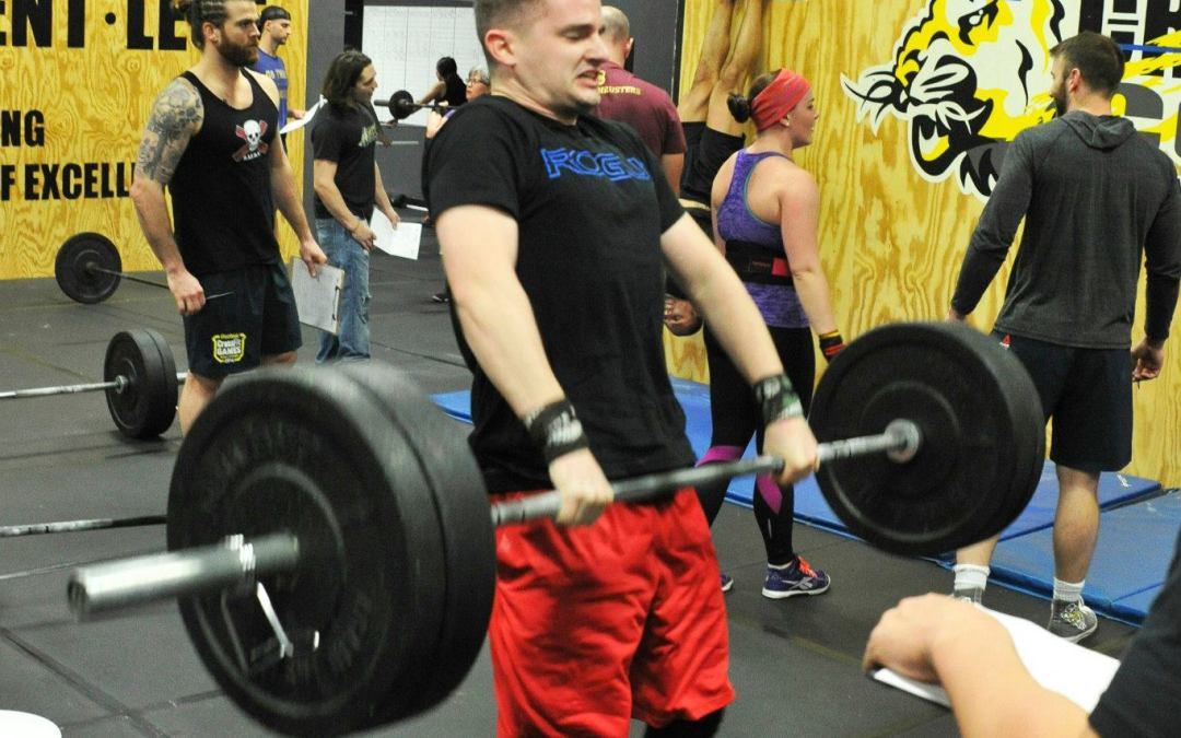 WOD 082615 – Warming up for a weightlifting movement
