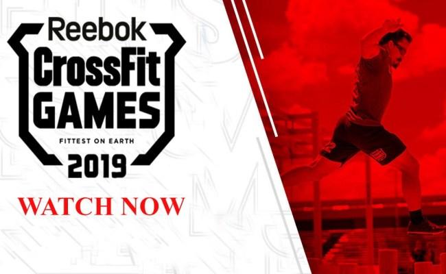 Watch Crossfit Games 2019 Live Stream Online Free