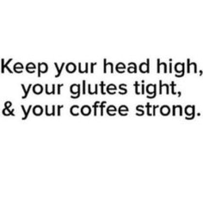 coffee strong