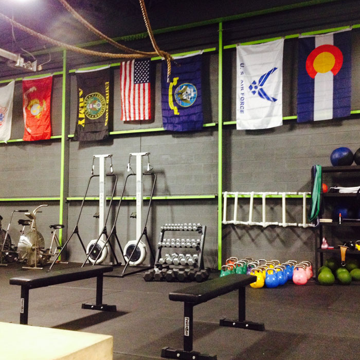New CrossFit Lakewood Gym