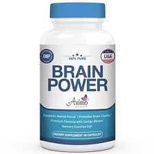 Brain Power Nootropic