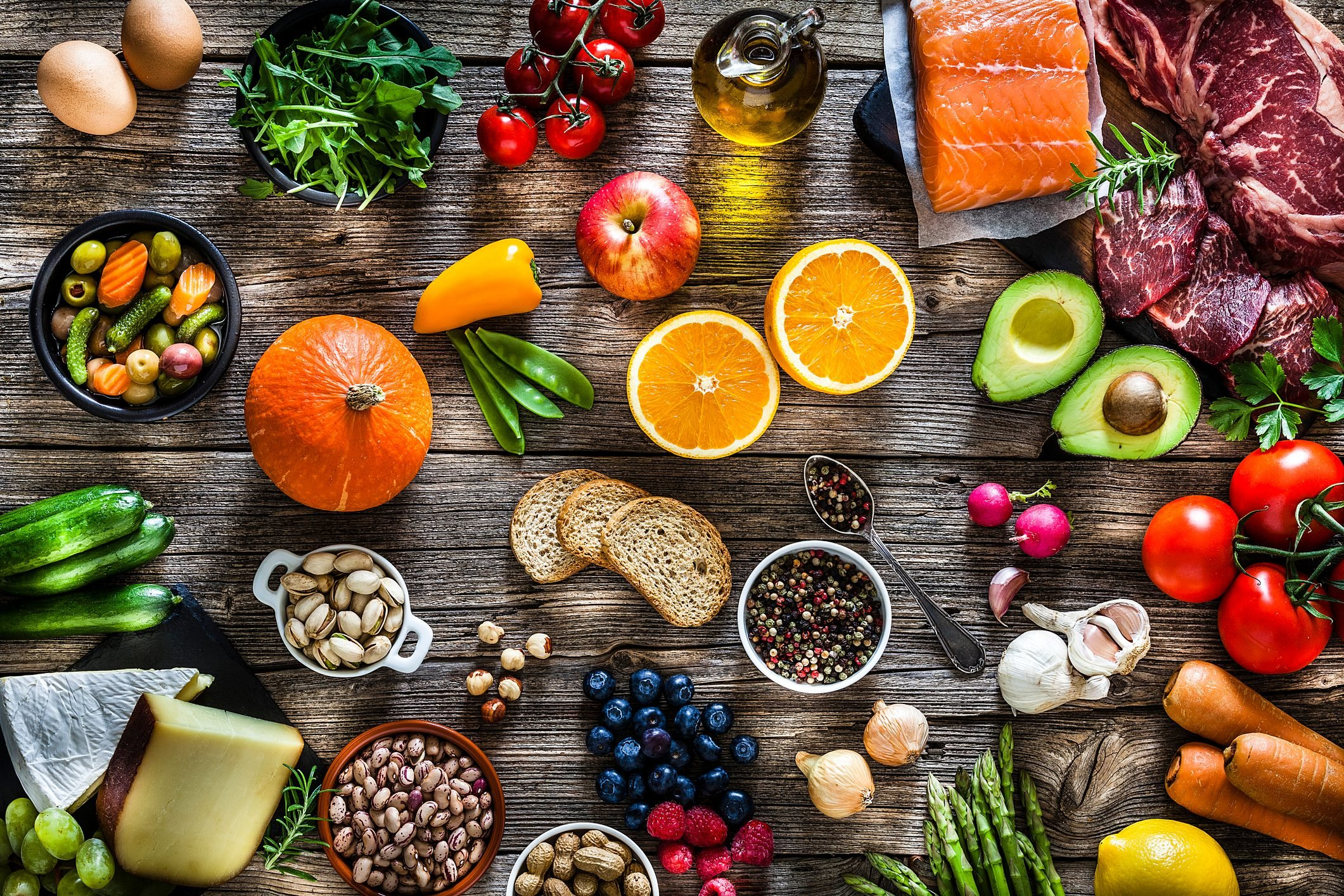 Nutritional Tips To Gain Muscles During The Winter Season