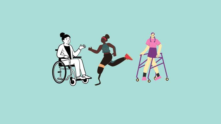 EXERCISES FOR DISABLED PEOPLE