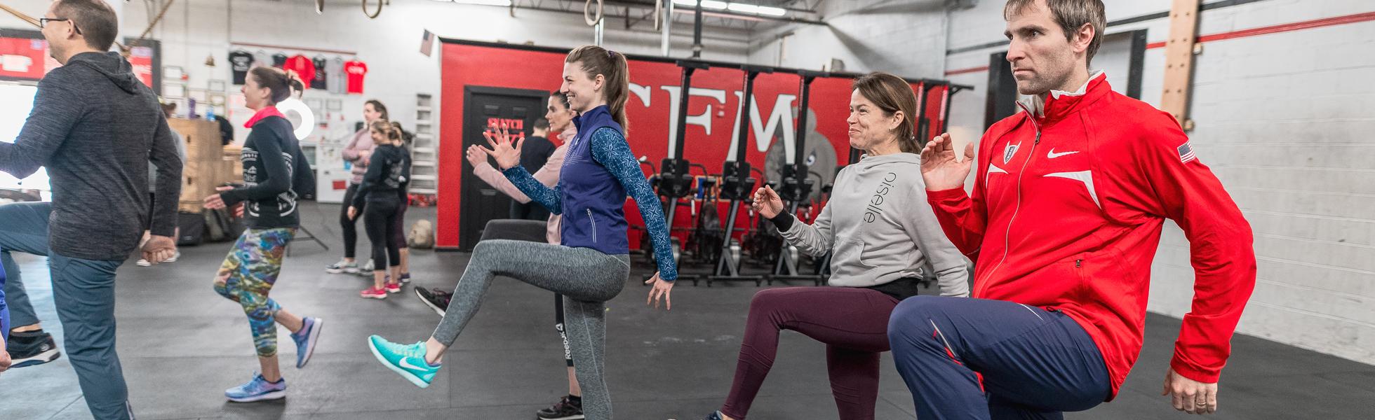 running specific strength training