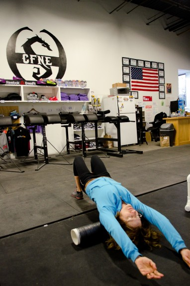 Susan improved 39 reps from 13.1.1 to 13.1.2. BEAST MODE.
