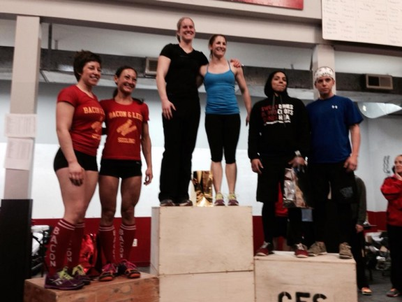 Congratulations Kaitlyn for reaching the podium this past weekend. CFNE represent!