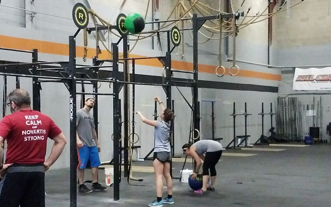 WOD Thursday 5/18/17