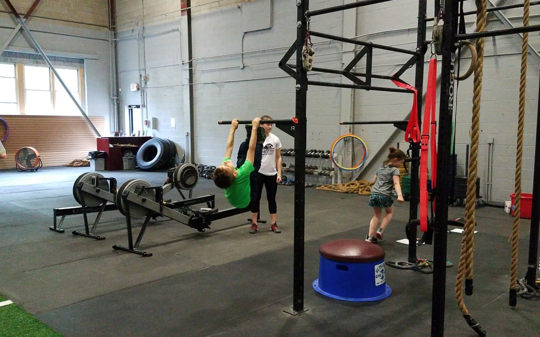 Kids & Teens WOD 6/10/17