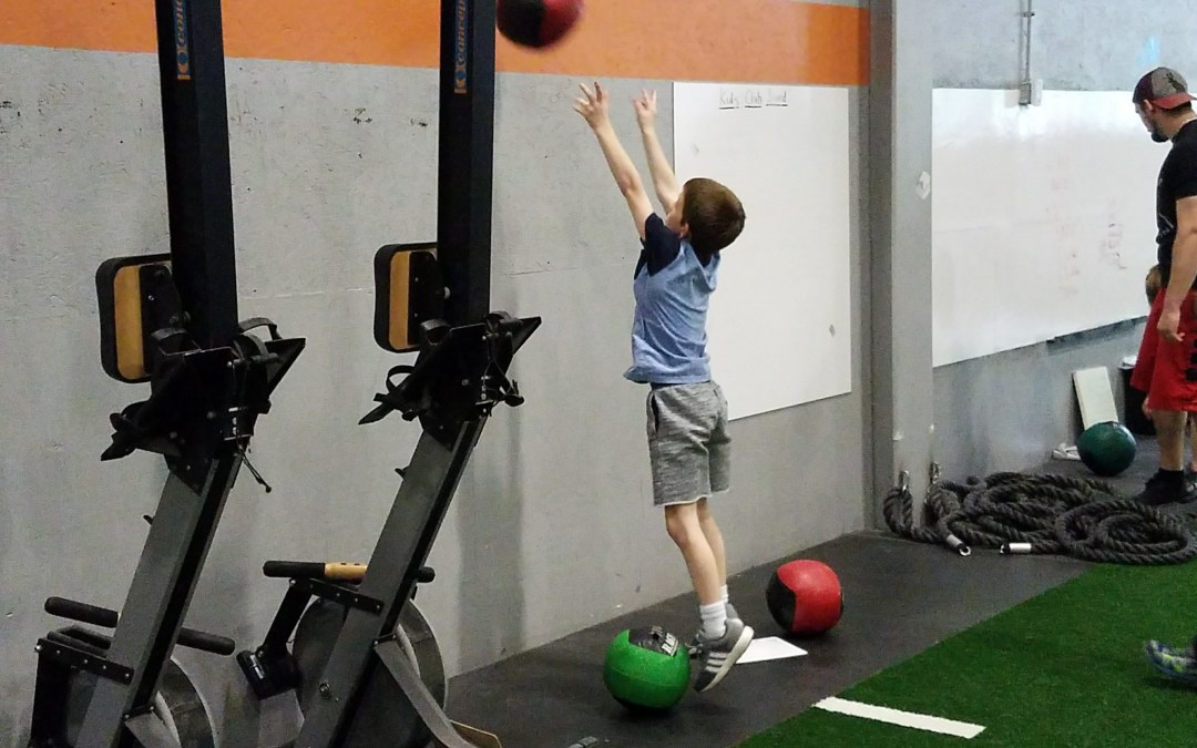 Kids & Teens WOD 6/9/17