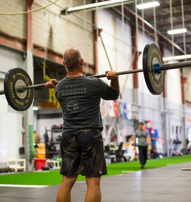 WOD Tuesday 12/12/17