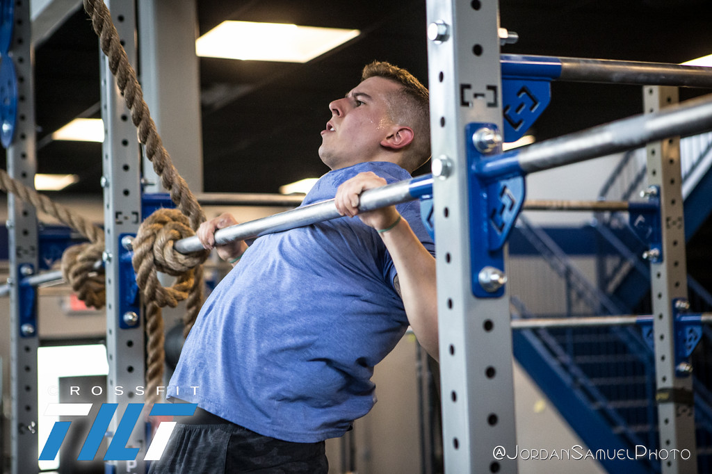 Chest to bahhh pull-ups