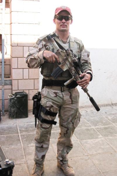 U.S. Army Staff Sergeant Aaron N. Holleyman