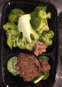 Average 3 Block Lunch/Dinner