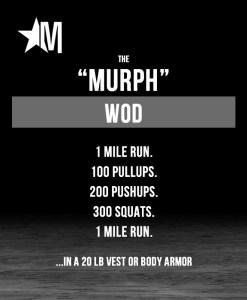 The Murph WOD