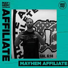 Crossfit Mayhem Affiliate