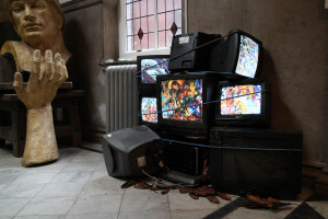 Tracey Zengeni 'AFRICAN FRAGMENTS' at Durham Miners' Hall