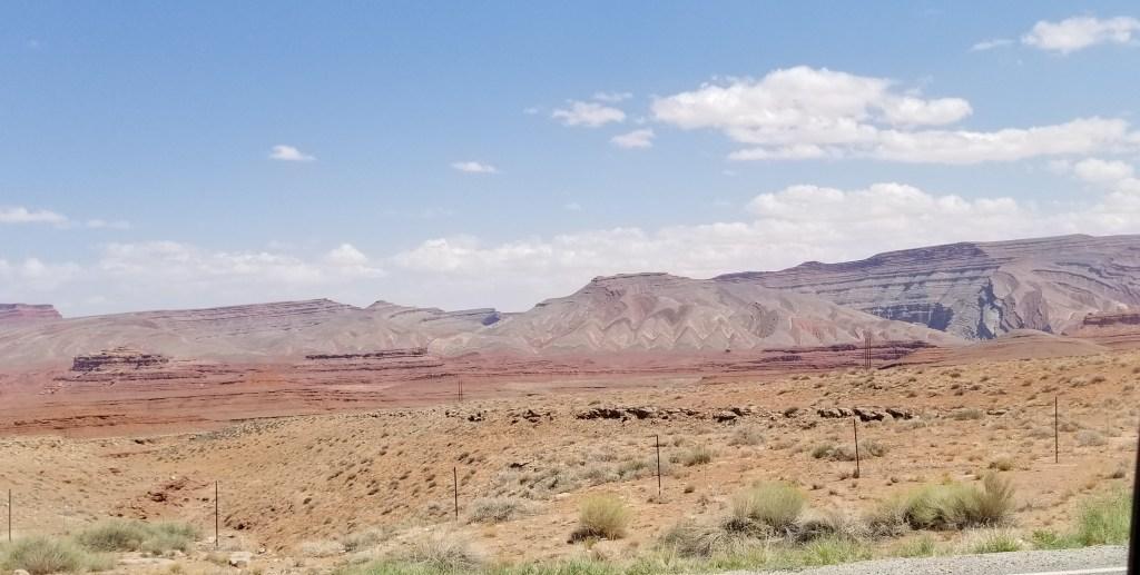 Desert in Utah