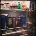 Day 15: Inside the fridge