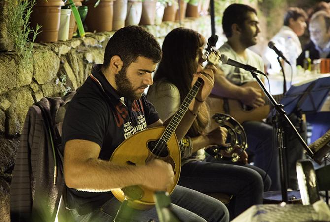 Greek Musicians