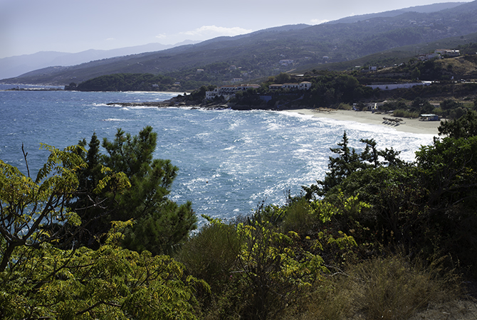 Ikaria Beach