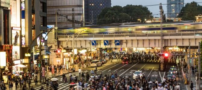 Japan – Why Ueno?