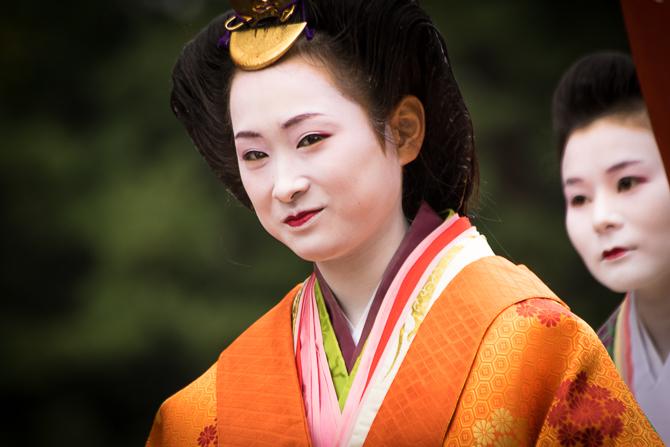 I've caught the eye of Princess Kazu.
