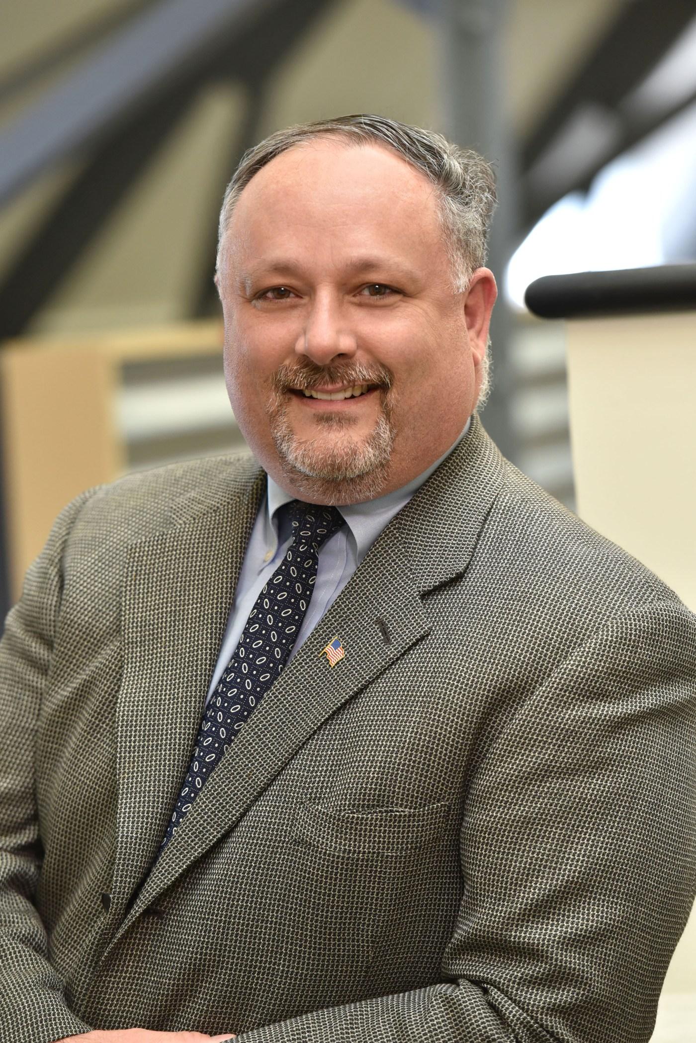 Ron Goodin, Healthcare Principal