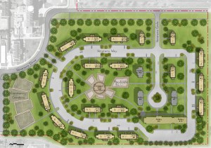 VA Housing, CT Architects, Preservation, Rehabilitation, Community Planning, Interiors, Design, Innovation
