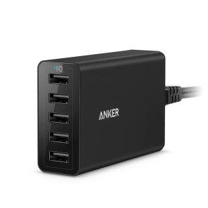 Anker PowerPort 5 USB Charger