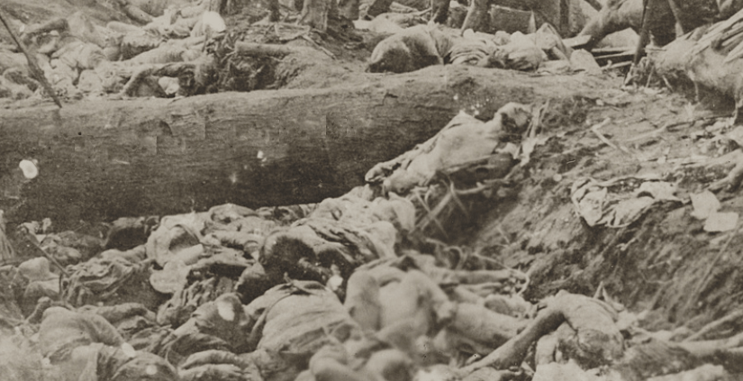 Duncan Blood, Journal for 1911: Undead