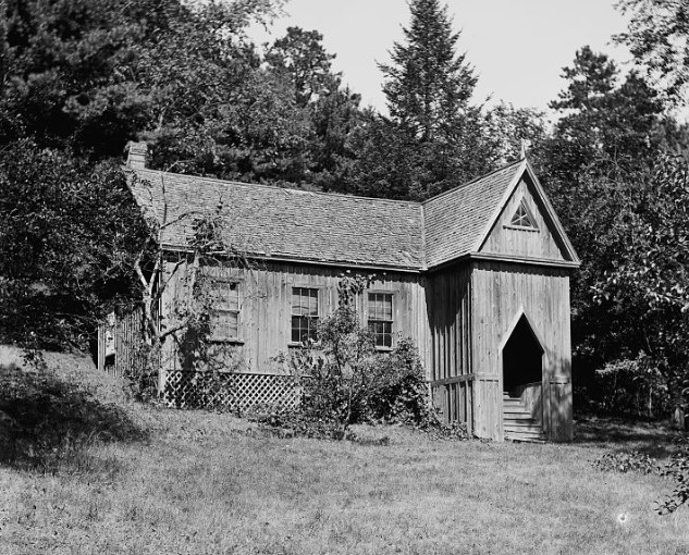 Recollections, 1960: Grayson's Chapel