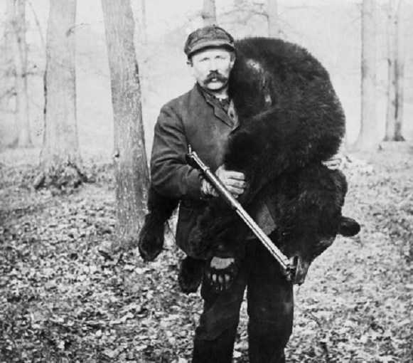 My Father's History: Hunting Bear