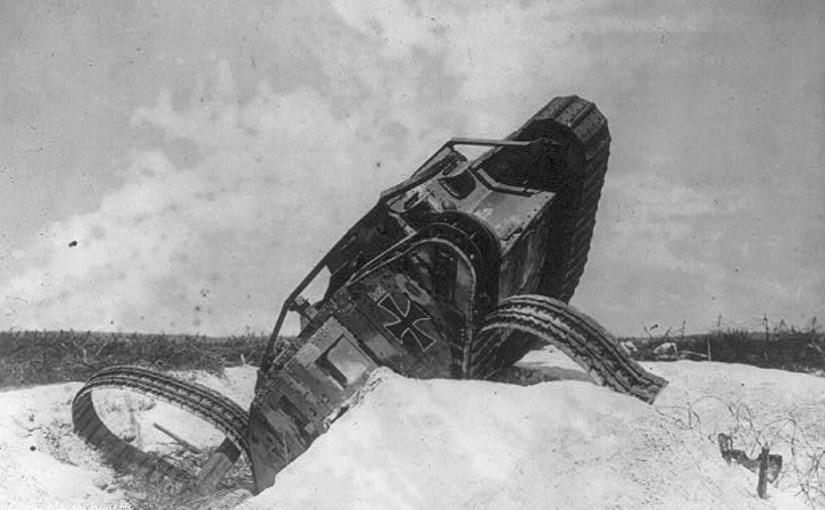 Monstrous, 1918