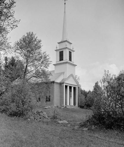 The Church of the Good Shepherd, 1936