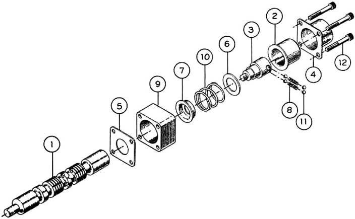 Service manual [2012 Nissan Titan Steering Rack