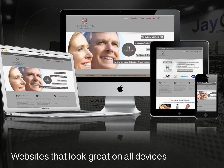 Downham Market Website design