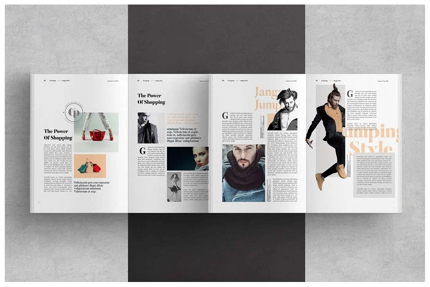 Norfolk Magazine Design