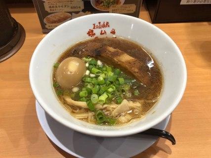 堺 醤油らーめん 石原ラ軍団 OBP店 2