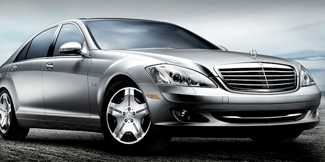 The 2009 S600 Sedan, price $150,000