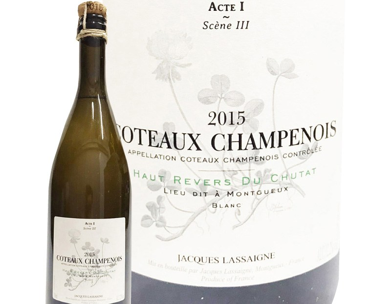 Coteaux Champenois Blanc(コトー・シャンプノワ ブラン)