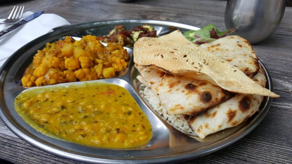 Indian Food one of the main reasons to travel to india