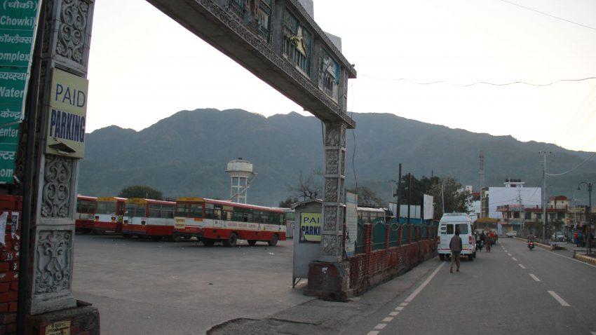 Rishikesh Bus Stand