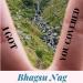 Solo Travel Guide to Bhagsu in McLeod Ganj