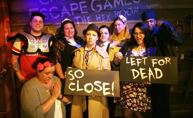 The Hex Room Archives Cross Roads Escape Games