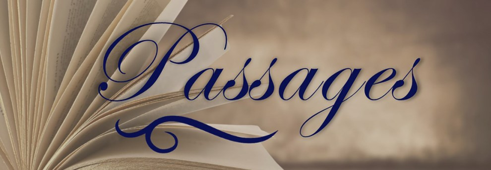 Favorite Passages