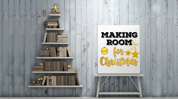 Making Room for Christmas - Part 1 Image