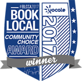 Book local 2017 winner