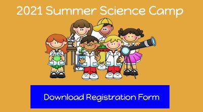 Download the 2021 Summer Camp Registration Form