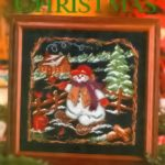 Holiday Memories Book from A Cross Stitch Christmas